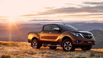 Mazda BT-50 facelift goes official with minor design changes