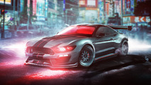 Shelby Mustang GT350R for Cyclops