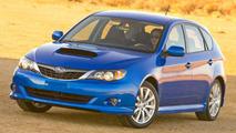 Leaked Memo Puts 2009 Subaru Impreza WRX at 265hp