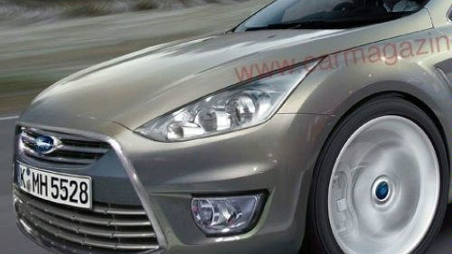 Kinetic Design Language to be replaced for Next Generation Ford Mondeo