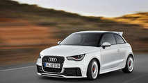 Audi A1 Quattro officially unveiled