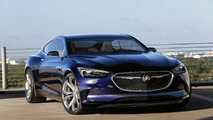 Buick Avista concept unveiled with 400 hp [video]