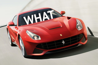 5 Reasons Why We Don't Love the Ferrari F12berlinetta