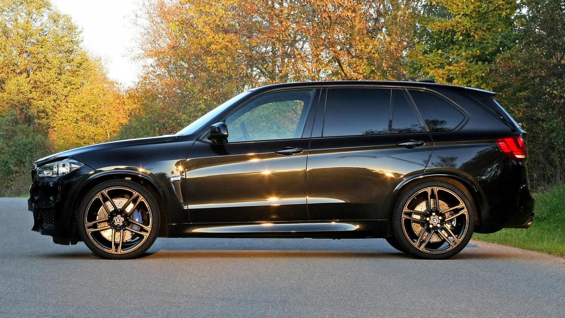 Latest BMW X5 M dialed to 700 PS by G-Power