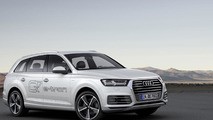 Audi Q7 e-tron quattro plug-in hybrid getting gasoline engine for US and China