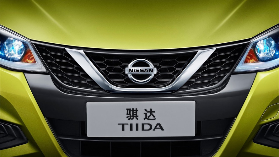 Nissan Pulsar transforms into 2017 Tiida for China