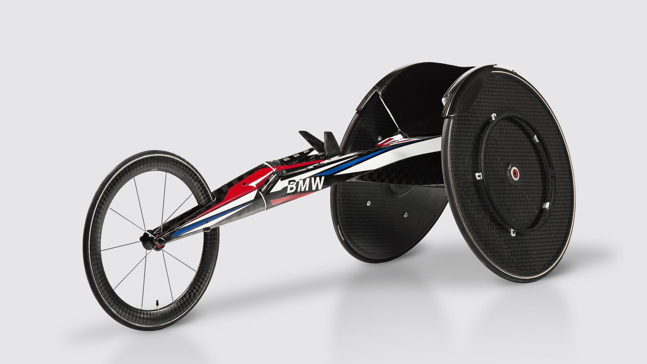 BMW Team USA Racing Wheelchair