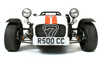 Caterham R500 Revealed