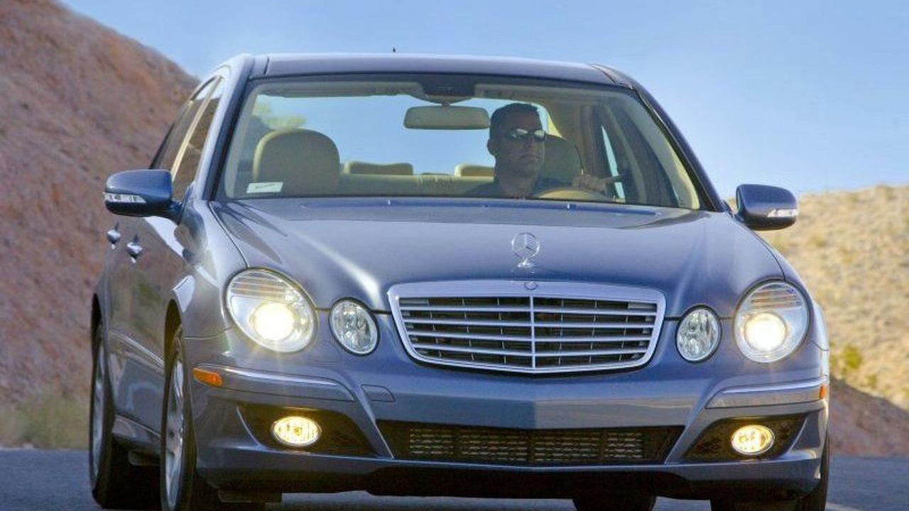 Mercedes E 320 Bluetec