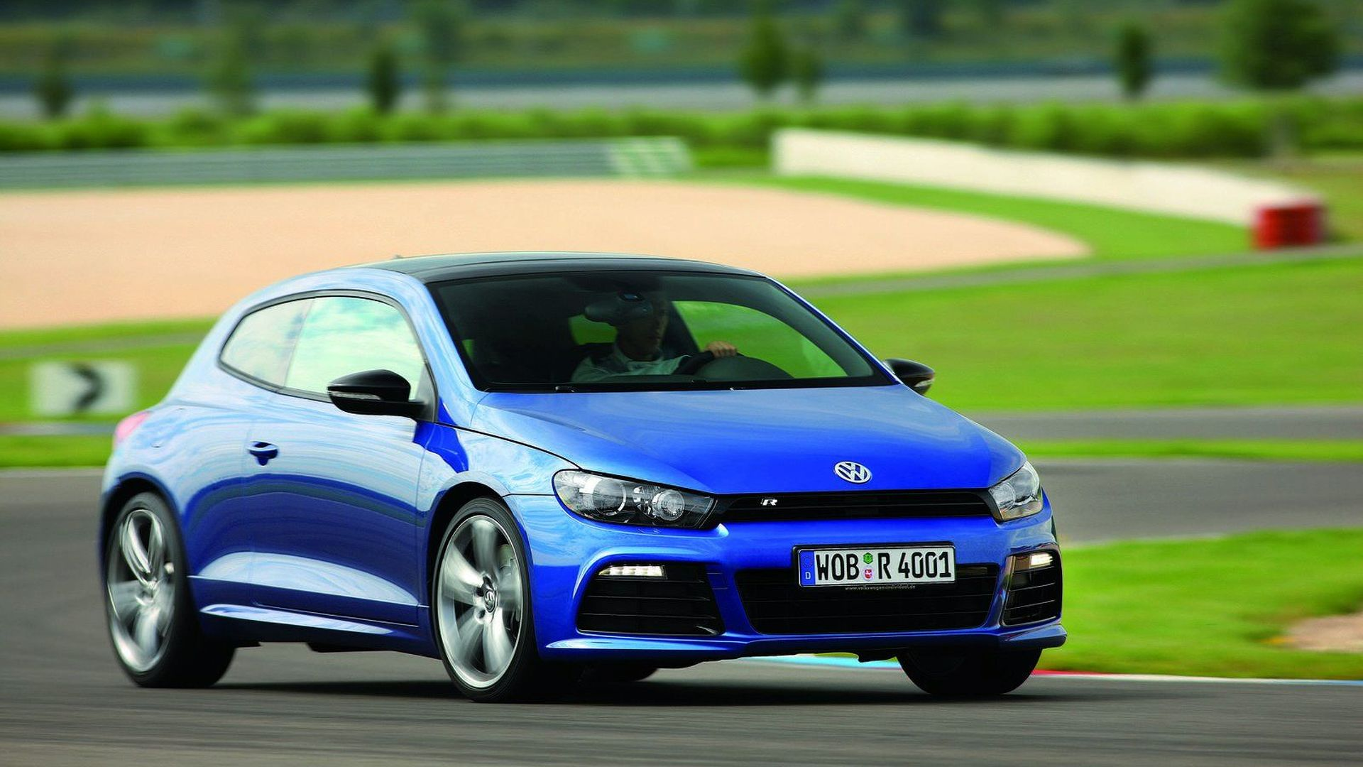 VW of America chief wants Scirocco for U.S. lineup