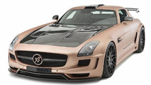 HAMANN HAWK based on Mercedes SLS AMG, 800 - 27.02.2011