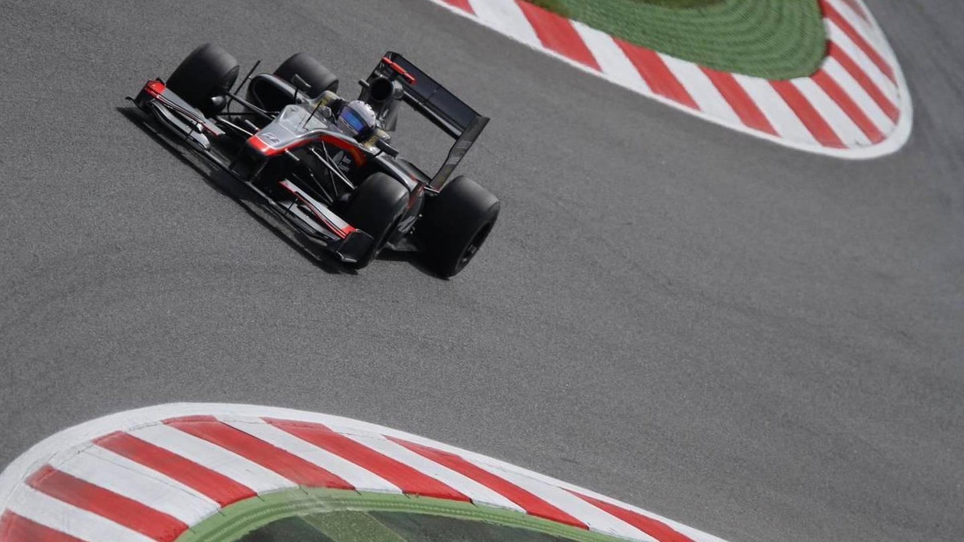 Chandhok 'amazed' as Klien faster than Senna