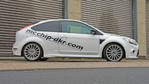 Ford Focus RS Hits 401hp with Mcchip's Help