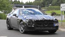 2012 Mercedes Benz SL 63 AMG spied