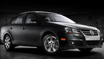 An armored VW Bora (Jetta) - but only for Mexico