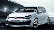 Volkswagen Readying GTI-R for Frankfurt
