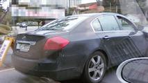 Hyundai Equus spy photo