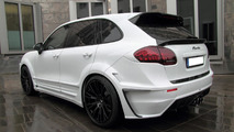 Porsche Cayenne receives White Dream Edition from Anderson Germany