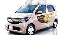 Honda N-WGN Macaron Color Collection