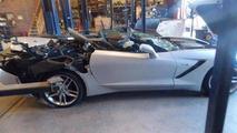 2014 Corvette Stingray gets a buzz cut