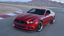 2015 Ford Mustang gets new stunning life-like rendering