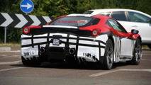 Ferrari 458 Monte Carlo spied ahead of possible Frankfurt debut