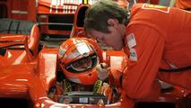 Schumacher to Decide on McLaren Millions