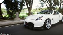 2009 Nissan 370Z Touring prepped by K3 Projekt