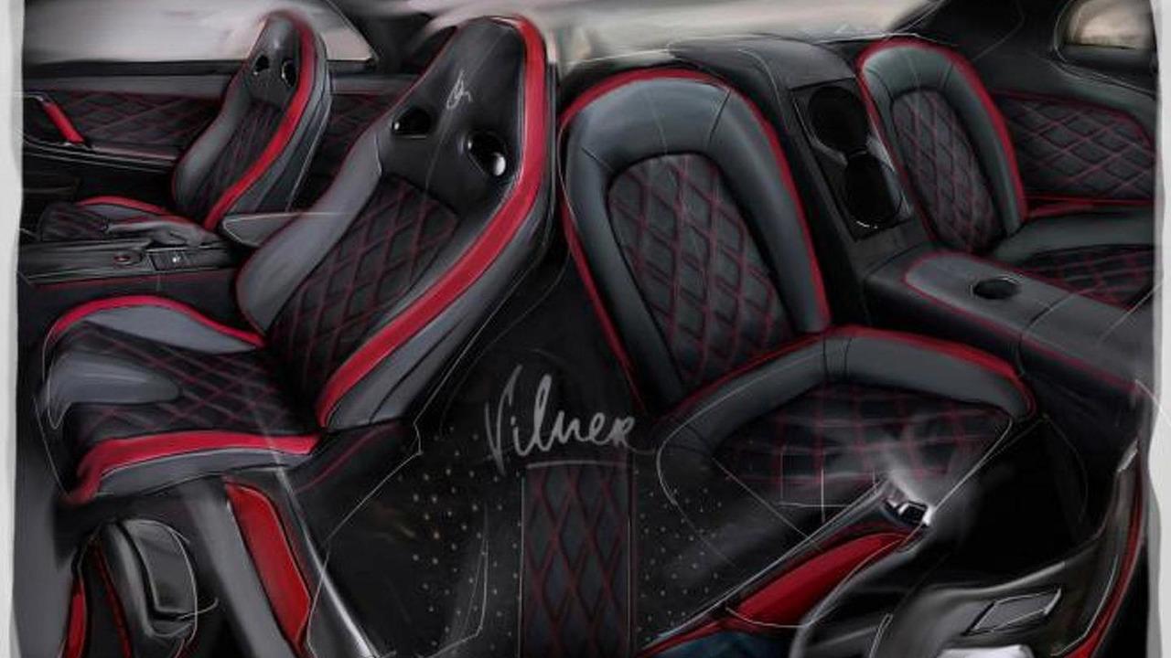 2012 Nissan GT-R by Vilner