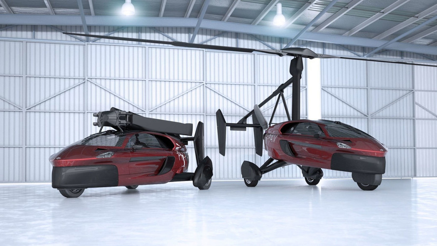 Pal-V Liberty now available to solve your flying car fantasies