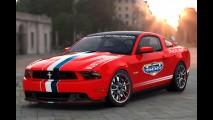 Ford Mustang GT Daytona 500 Pace Car será vendido ao público em edição limitada
