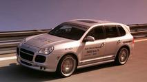 Sportec SUV SP600M breaks the World Record