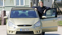 Ford S-max and Galaxy Double Act