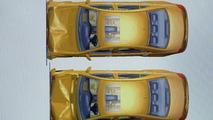 Mercedes-Benz Pre-Safe Braking System World Premiere
