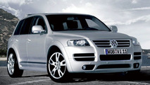 New Volkswagen Touareg W12 Sport Edition