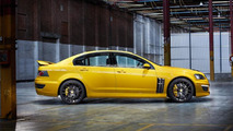 HSV GTS 25th Anniversary Edition 02.10.2012
