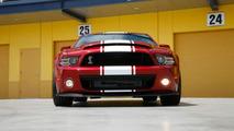2013 Shelby GT500 Super Snake 18.9.2012