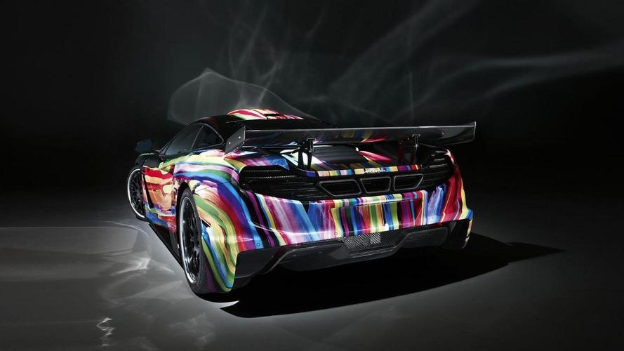 Hamann memoR gets the art car treatment