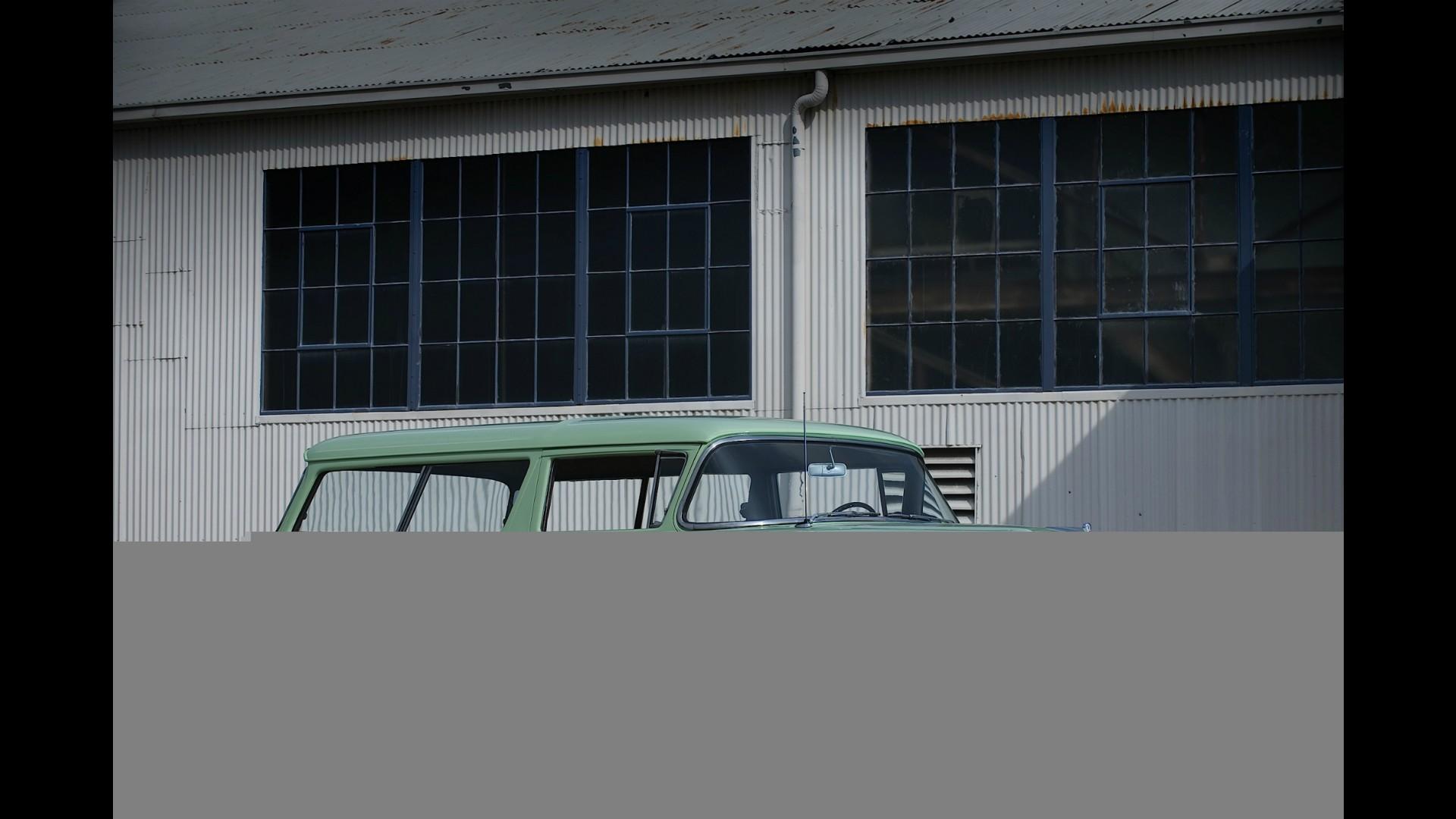 Ford Ranch Station Wagon