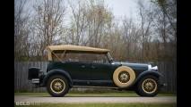 Lincoln Dual Cowl Sport Phaeton