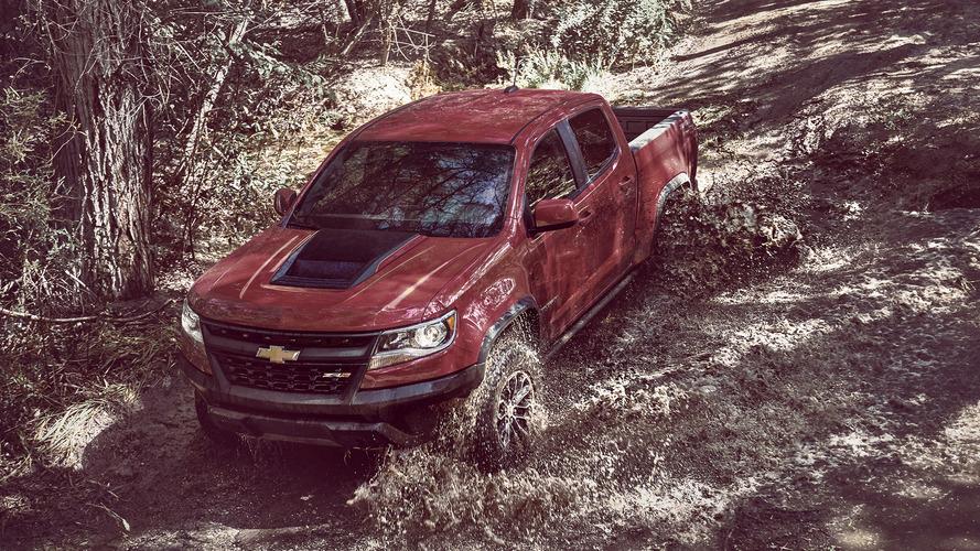 At $40K, Chevy Colorado ZR2 sets its sights on Tacoma TRD Pro