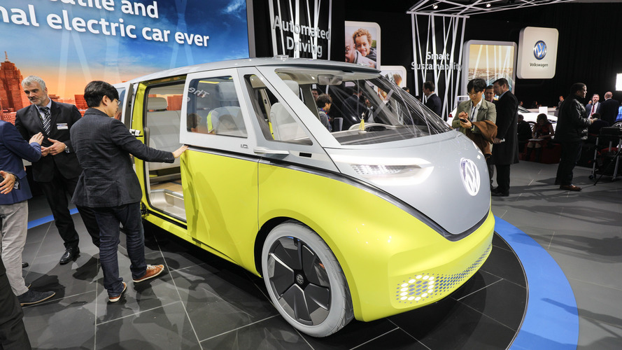 Volkswagen I.D. Buzz can carry your buddies to infinity and beyond
