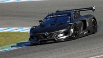 Renault Sport R.S. 01 hits the track, first deliveries slated for March