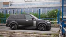 Range Rover long wheelbase gets a makeover from Lumma Design