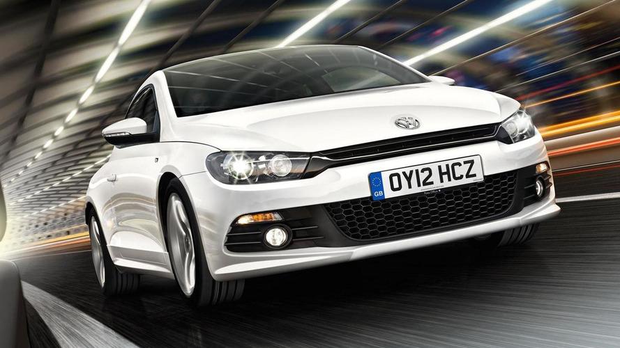 Volkswagen Scirocco gains additional equipment for 2012 (UK)