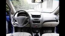 Conheça o Novo Classic 2011 Chinês - Veja fotos da nova geração do Chevrolet Sail