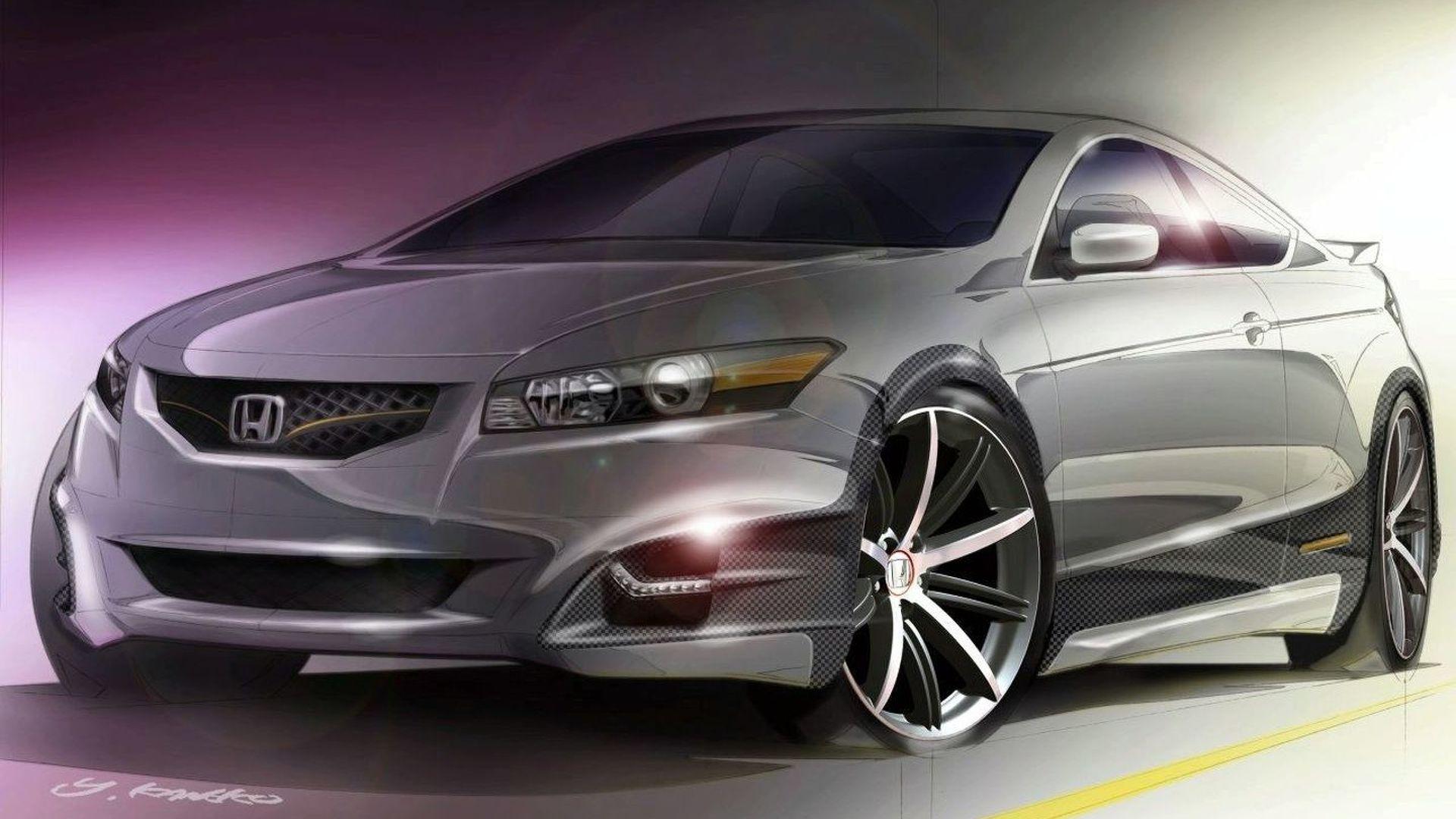 Honda Accord Concepts at SEMA
