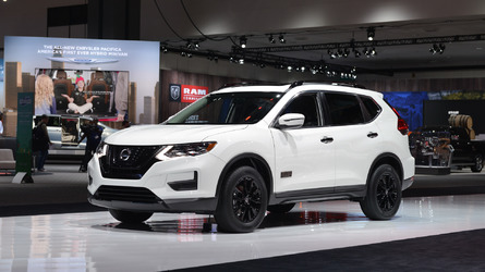 2017 Nissan Rogue Star Wars Edition lands in L.A. with full-size Tie Fighter