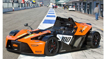 Introducing the KTM X-Bow GT4