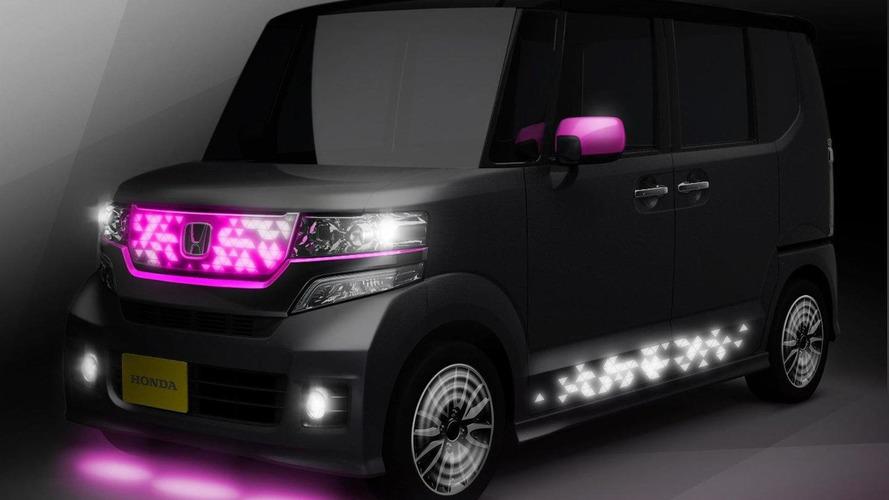 Honda at Tokyo Auto Salon 2012